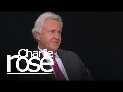 GE's Jeff Immelt: 'Every Company Has to be a Software Company' (June 15, 2015)   Charlie Rose