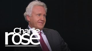 GE's Jeff Immelt: 'Every Company Has To Be A Software Company' (June 15, 2015) | Charlie Rose
