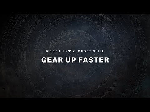 Destiny 2 Ghost Skill - Gear