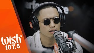 "Michael Pangilinan performs ""Rainbow"" (South Border) LIVE on Wish 107.5 Bus"