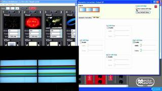 ArKaos MediaMaster Video Tutorial - 5. Advanced Soft Edge