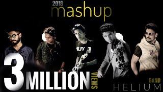 2019 MASHUP - (malayalam , Tamil , Hindi ) 12 songs in a row | Helium Band | HD