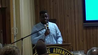 Micah Speed Speaks