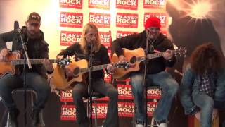 Black Stone Cherry - Folsom Prison Blues (Planet Rock Live Session)