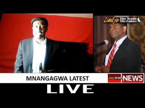 BREAKING NEWS - MNANGAGWA LATEST