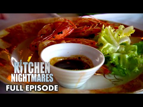 Gordon Served King Prawns & Chocolate Sauce | Kitchen Nightmares UK FULL EPISODE