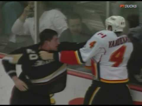 Jim Vandermeer vs Ryan Carter