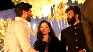 Sunny Wayne & Renjini's Marriage Reception At Kochi