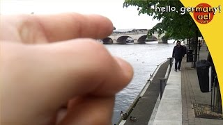 preview picture of video 'German invades Kingston upon Thames, England!'