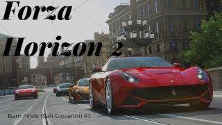 Barn Finds Forza Horizon 2 San Giovanni 免费在线视频最佳电影电视