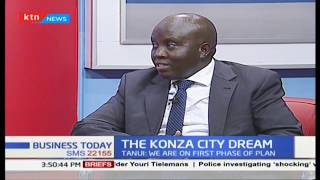 The Konza City dream,Konza City,Konza City CEO John Tonui,Tatu City
