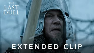 Extended Clip | The Last Duel | 20th Century Studios