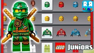 LEGO Juniors Create & Cruise - Lego Ninjago Llyod Part 10