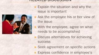 Writing performance evaluations