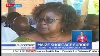 Cabinet yet to approve importation of maize as fury over import suggestions continue