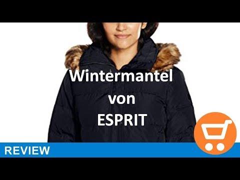 ESPRIT Damen Mantel - Review | deutsch / german
