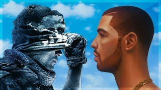 """Drake - """"The Language"""" Parody (Call of Duty Ghosts)"""