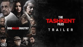The Tashkent Files - Official Trailer
