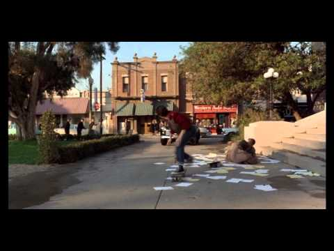 Back To The Future Skateboard Scene, Acapella Style