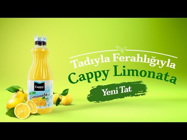 Cappy Limonata