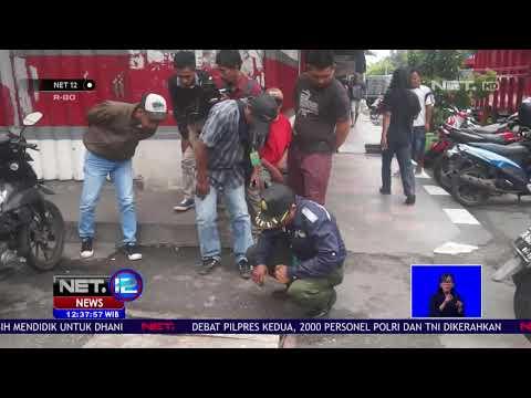 Warga Ambon Padati Gorong-Gorong untuk Melihat Kemunculan Buaya NET12