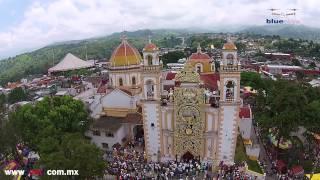 preview picture of video 'VideoClip BlueSkye Fiestas de Xico 2014'