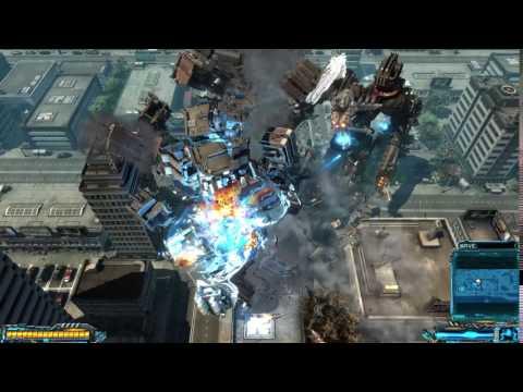 X-Morph: Defense - Boss fight in Japan thumbnail