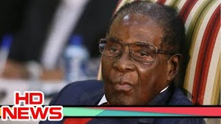 ROBERT MUGABE: I DON'T HATE PRESIDENT MNANGAGWA
