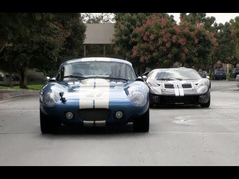 Superformance Shelby Daytona Cobra Coupe Road Test Review