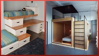 Amazing Home Ideas And Ingenious Space Saving Designs ▶8
