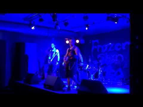 Frozen Skin - In this dying world (Live at Cafe 2.0 Rheinfelden 2013)