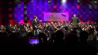 Two Steps From Hell Live in Prague 2018 - Heart of courage (Thomas Bergersen playing)