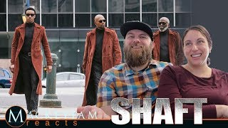 SHAFT – Official Trailer- REACTION and REVIEW!!!