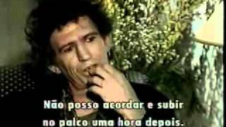 Keith Richards Interview Bruna Lombardi 3