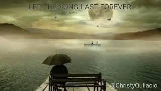 Dan Hill - Let The Song Last Forever -Lyrics
