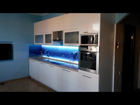 Какие фасады выбрать МДФ-пластик или МДФ-эмаль? Сравнительный анализ двух разных кухонь. 25-й