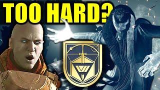Is This Nightfall TOO HARD? | Destiny 2: Season Of Arrivals