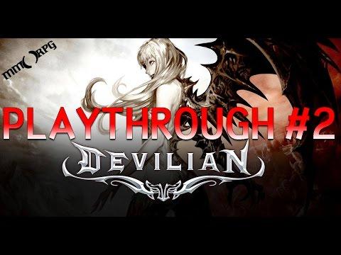 Devilian Alpha - Playthrough #2 with RipperX!