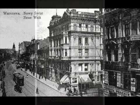 Przedwojenna Warszawa: Adam Aston - Gebundene  Hände, 1938