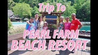 Trip to Pearl Farm Beach Resort   AnythingGoes Vlog 20