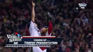 Red Sox win third World Series since 2004