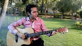 Teri yaadon mein-KK (The killer) by Shoaib Sk with guitar