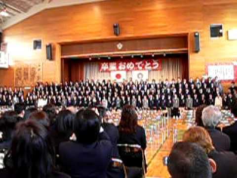 平成22年3月19日川崎市立中野島小学校卒業式(その1)