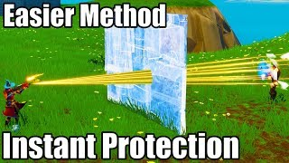 Easier Method - Build Instantly after Shooting