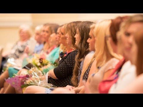 2018 Pinning Ceremony for Nursing Graduates