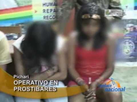 Adolescentes eran prostituidas en el VRAE
