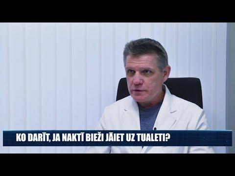 Prostatīts ar hemoroīdi
