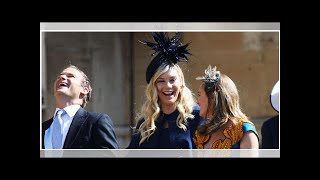 Did Chelsea Davy Attend the Royal Wedding? - Prince Harry Ex Girlfriend on Guest List