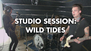 Wild Tides: Radio Wave Studio Session
