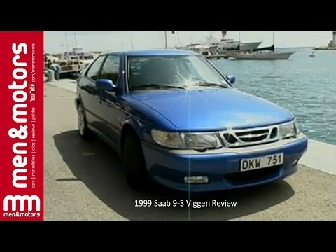 1999 Saab 9-3 Viggen Car Review